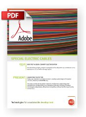 Icpe - Special Electric Cables