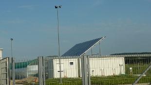 Amplasarea panourilor fotovoltaice