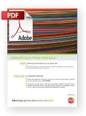 Icpe - Cabluri Electrice Speciale
