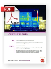 Icpe - Laboratorul Mobil