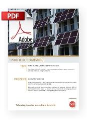 Icpe - Prezentarea Companiei