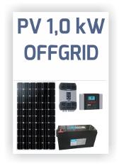 Icpe - Sistem PV Offgrid 1.0kW