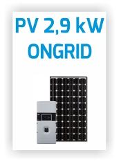 Icpe - Sistem PV Ongrid 2.9kW