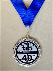 Jubilee Medal 40 years