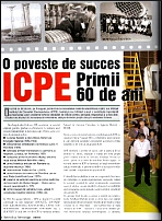 The Technical and Tehnological Magazine, Special Edition dedicated to TIB 2010, Page 1