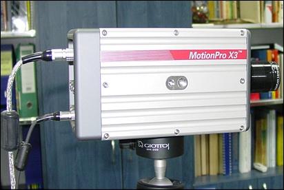 High Speed Video camera system