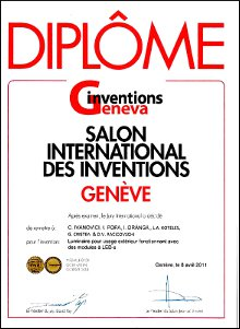 Diploma 2 Geneva 2011