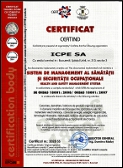 Certificat CERTIND 713 SS