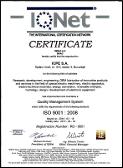 Certificat IQNET RO - 0001