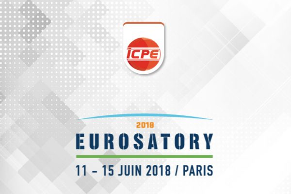 Meet us at EUROSATORY 2018 in Paris, France