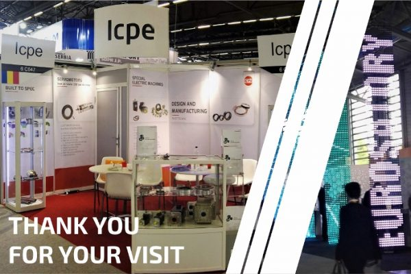 Icpe Exhibited at EUROSATORY 2018