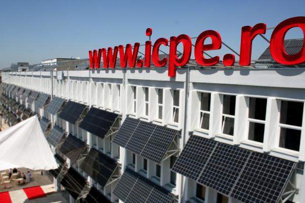 ICPE Solar Park – Rental Spaces